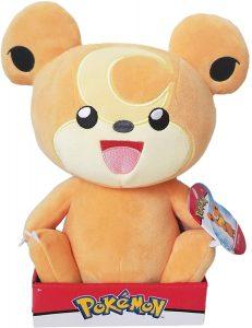 Peluche de Teddiursa de 30 cm - Los mejores peluches de Teddiursa - Peluche de Pokemon