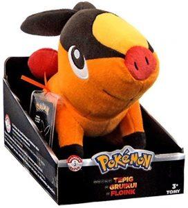 Peluche de Tepig de 20 cm - Los mejores peluches de Tepig - Peluche de Pokemon