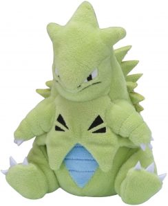 Peluche de Tyranitar de 30 cm - Los mejores peluches de Larvitar - Peluche de Pokemon