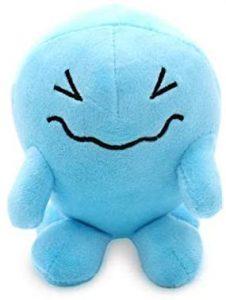 Peluche de Wobbuffet de 11 cm - Los mejores peluches de Wobbuffet - Peluche de Pokemon