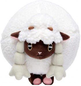 Peluche de Wooloo de 20 cm 2 - Los mejores peluches de Wooloo - Peluche de Pokemon
