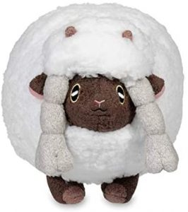 Peluche de Wooloo de 20 cm - Los mejores peluches de Wooloo - Peluche de Pokemon