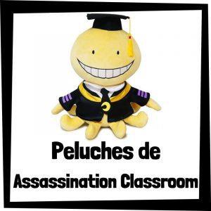 Lee más sobre el artículo Los mejores peluches de Assassination Classroom