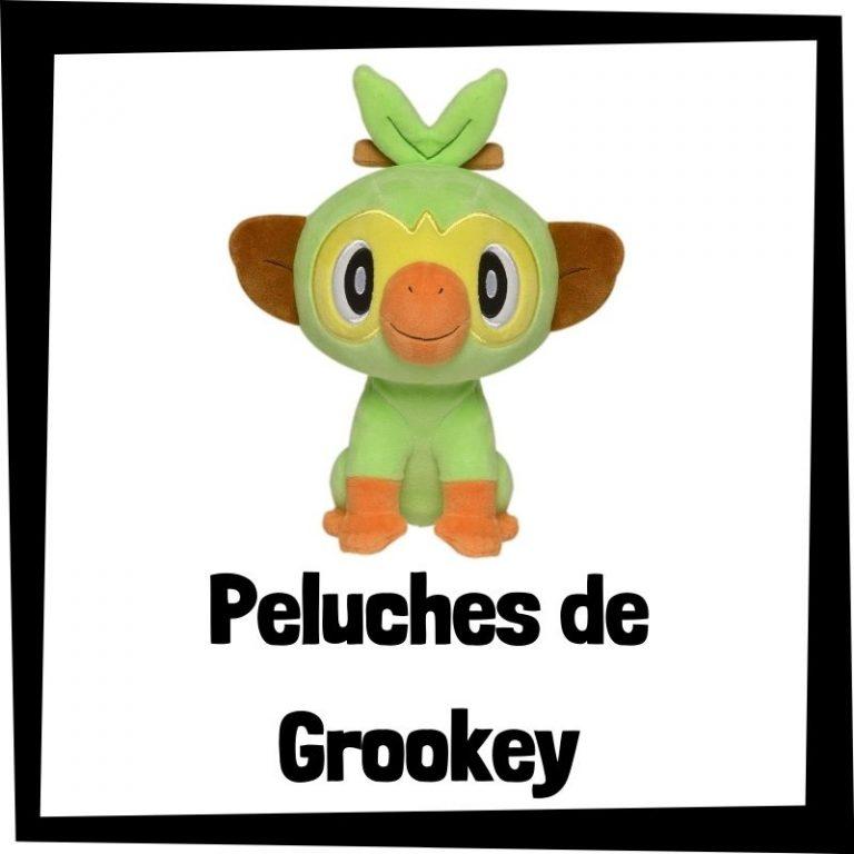 Lee más sobre el artículo Los mejores peluches de Grookey