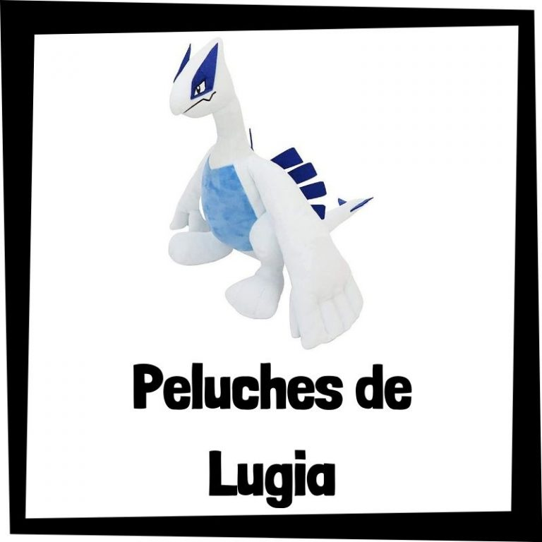 Lee más sobre el artículo Los mejores peluches de Lugia