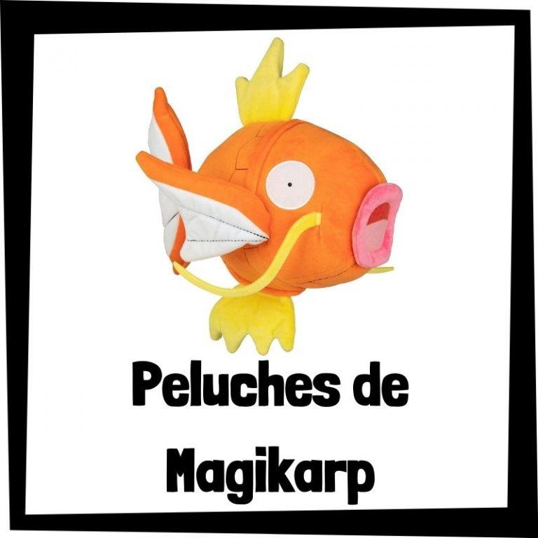 Lee más sobre el artículo Los mejores peluches de Magikarp