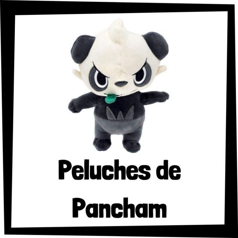 Lee más sobre el artículo Los mejores peluches de Pancham