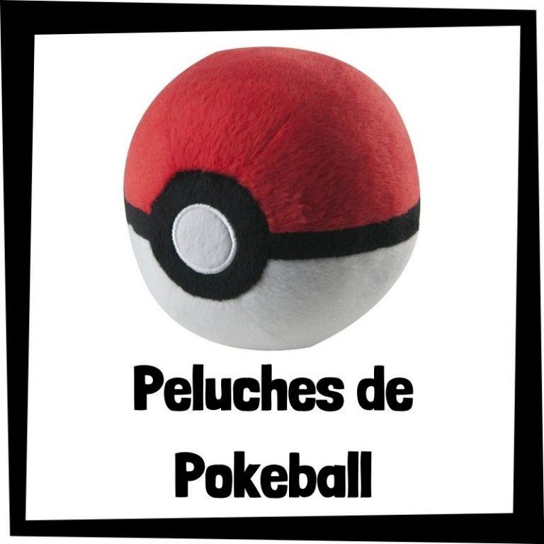 Lee más sobre el artículo Los mejores peluches de Pokeball
