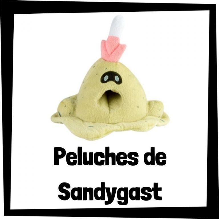 Lee más sobre el artículo Los mejores peluches de Sandygast