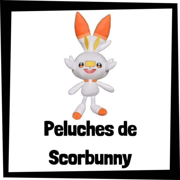 Lee más sobre el artículo Los mejores peluches de Scorbunny