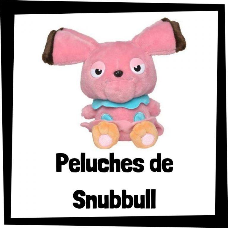 Lee más sobre el artículo Los mejores peluches de Snubbull