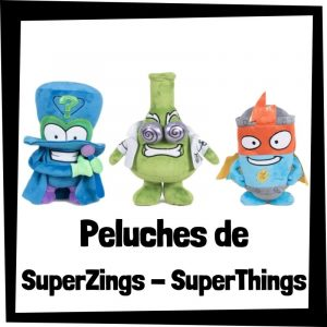 Lee más sobre el artículo Los mejores peluches de SuperZings – SuperThings