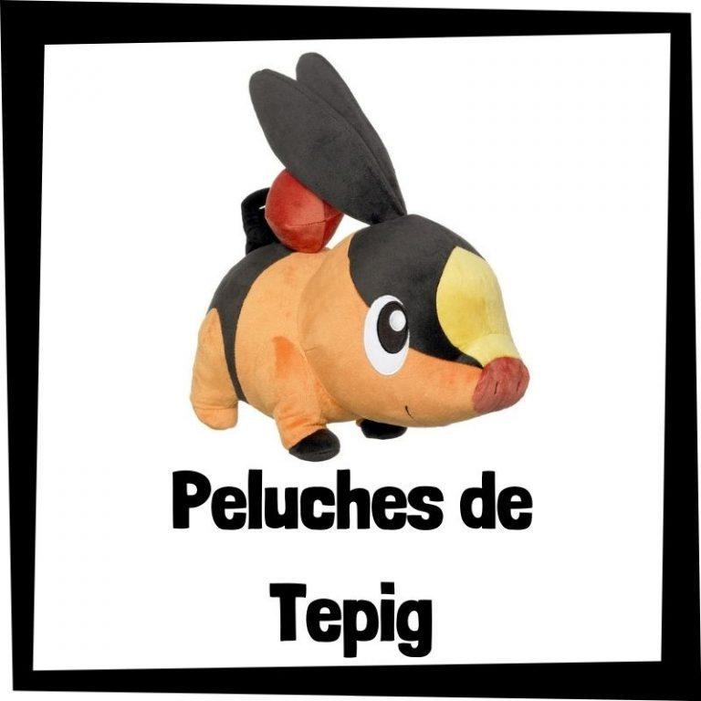Lee más sobre el artículo Los mejores peluches de Tepig
