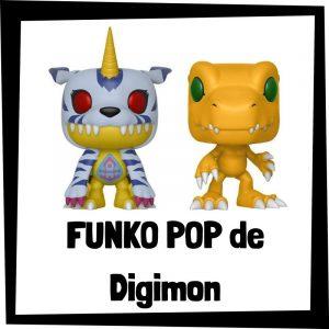 FUNKO POP baratos de Digimon - Los mejores peluches de Digimon - Peluche de Digimon de series barato de felpa