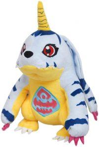 Peluche de Gabumon de Digimon - Los mejores peluches de Digimon