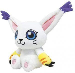 Peluche de Gatomon de Digimon 2- Los mejores peluches de Digimon