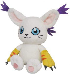 Peluche de Gatomon de Digimon - Los mejores peluches de Digimon