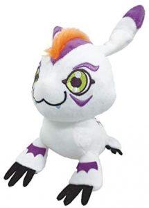 Peluche de Gomamon de Digimon 2- Los mejores peluches de Digimon