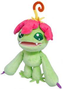 Peluche de Palmon de Digimon - Los mejores peluches de Digimon