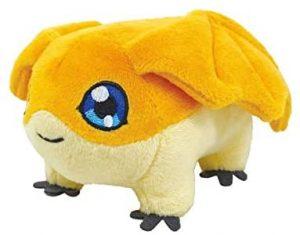 Peluche de Patamon de Digimon 2- Los mejores peluches de Digimon