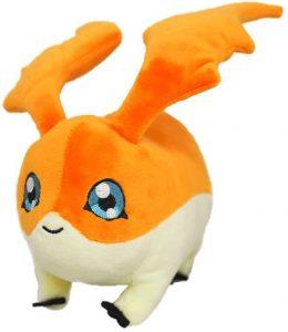 Peluche de Patamon de Digimon - Los mejores peluches de Digimon