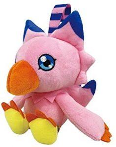 Peluche de Piyomon de Digimon - Los mejores peluches de Digimon