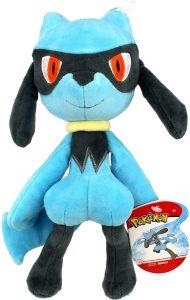 Peluche de Riolu de 25 cm - Los mejores peluches de Riolu de Pokemon
