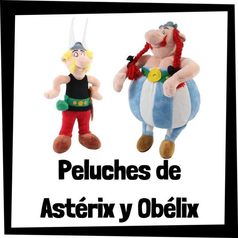 Lee más sobre el artículo Los mejores peluches de Astérix y Obélix