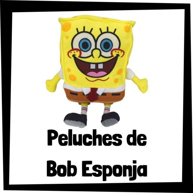 Lee más sobre el artículo Los mejores peluches de Bob Esponja