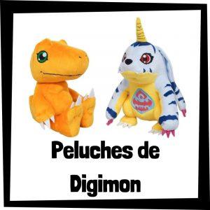 Lee más sobre el artículo Los mejores peluches de Digimon