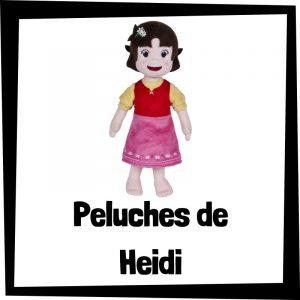 Lee más sobre el artículo Los mejores peluches de Heidi