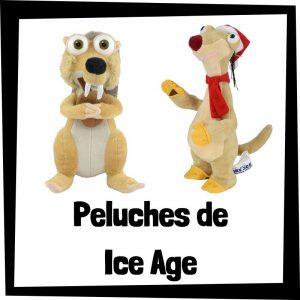 Lee más sobre el artículo Los mejores peluches de Ice Age