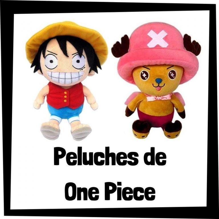 Lee más sobre el artículo Los mejores peluches de One Piece