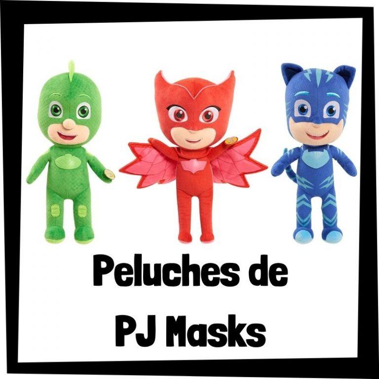 Lee más sobre el artículo Los mejores peluches de PJ Masks
