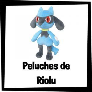 Lee más sobre el artículo Los mejores peluches de Riolu