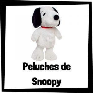 Lee más sobre el artículo Los mejores peluches de Snoopy