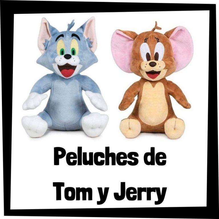 Lee más sobre el artículo Los mejores peluches de Tom y Jerry