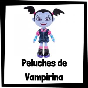 Lee más sobre el artículo Los mejores peluches de Vampirina