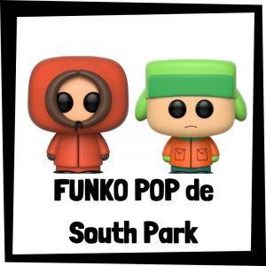 FUNKO POP baratos de South Park - Los mejores peluches de South Park - Peluche de South Park barato de felpa