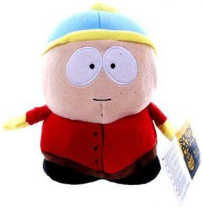 Peluche de Cartman de South Park de 22 cm - Los mejores peluches de South Park