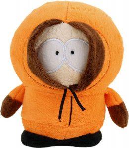 Peluche de Kenny de South Park de 14 cm - Los mejores peluches de South Park