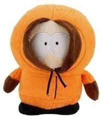 Peluche de Kenny de South Park de 22 cm 2 - Los mejores peluches de South Park