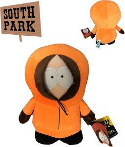 Peluche de Kenny de South Park de 29 cm - Los mejores peluches de South Park
