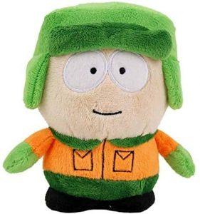 Peluche de Kyle de South Park de 14 cm - Los mejores peluches de South Park