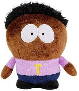 Peluche de Token Black de South Park de 14 cm - Los mejores peluches de South Park