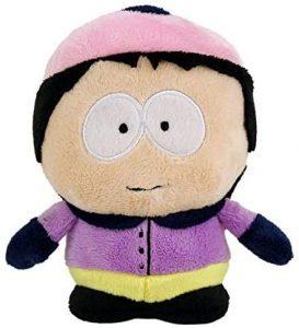 Peluche de Wendy Testaburguer de South Park de 22 cm - Los mejores peluches de South Park