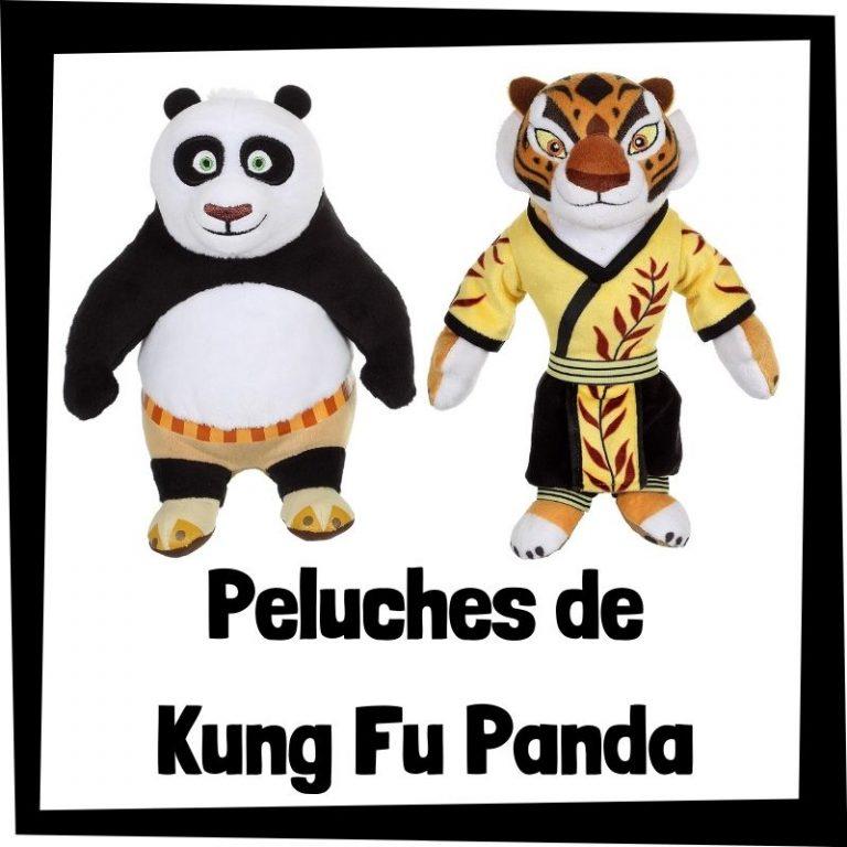 Lee más sobre el artículo Los mejores peluches de Kung Fu Panda