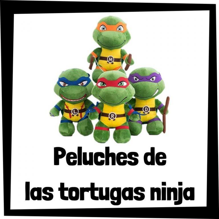 Lee más sobre el artículo Los mejores peluches de las tortugas ninja