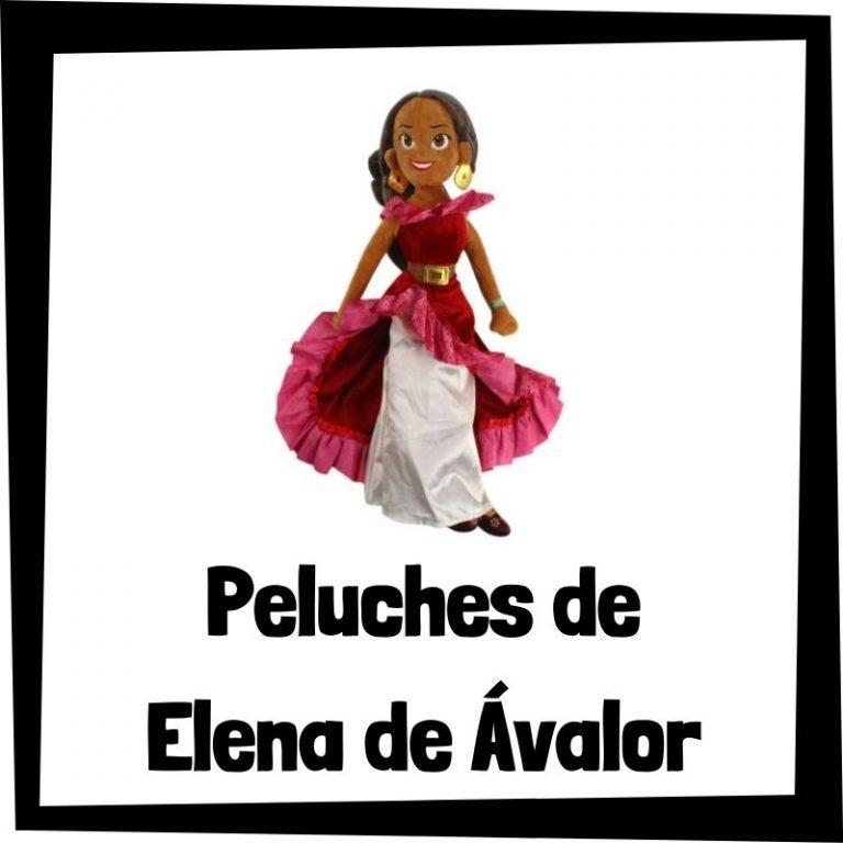Lee más sobre el artículo Los mejores peluches de Elena de Ávalor