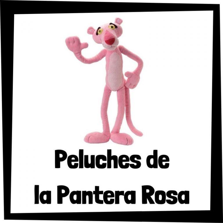 Lee más sobre el artículo Los mejores peluches de la Pantera Rosa